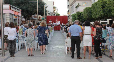 Alfafar celebra su Misa de Campaña en el Llidoner y pone punto y final a las fiestas religiosas