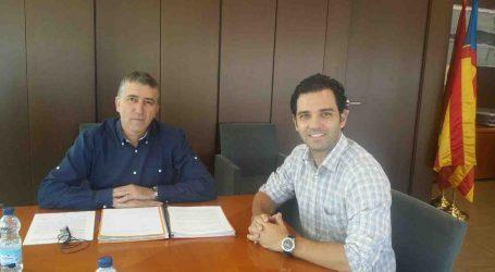 Sagredo afirma que Paterna «contará con el apoyo del Consell para modernizar los polígonos industriales»