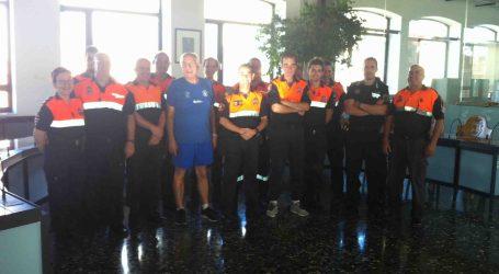 Massanassa reconoce la labor de los miembros de Protección Civil