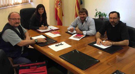 El Ayuntamiento de Paiporta se reúne con Cruz Roja y Cáritas para trabajar conjuntamente