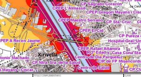 Compromís per Xirivella «no consentirá que el Gobierno se desentienda del ruido de la V-30»