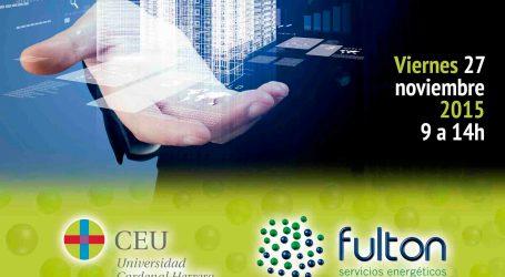 Unas jornadas de Fulton tratarán el tema de la eficiencia energética en las administraciones locales