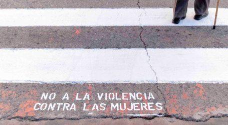 Mislata pinta sus pasos de peatones con mensajes contra la violencia de género