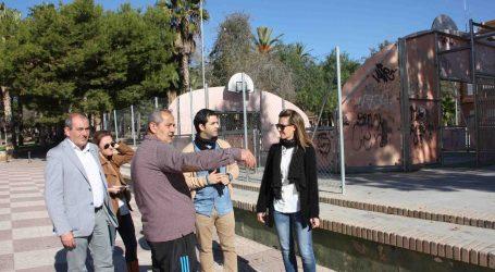 Paterna concluirá las obras de remodelación del Parque Alborgí con las propuestas vecinales