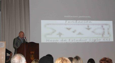 Sedaví acull la presentació de la Fundació d'Estudis Segle XXI