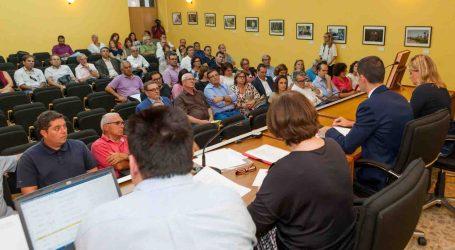 La Mancomunitat de l'Horta Sud crea sus comisiones informativas