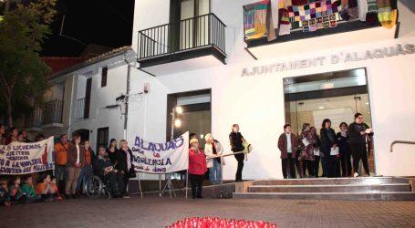 Una exposició sobre la igualtat inicia les activitats a Alaquàs amb motiu de la celebració del 25N