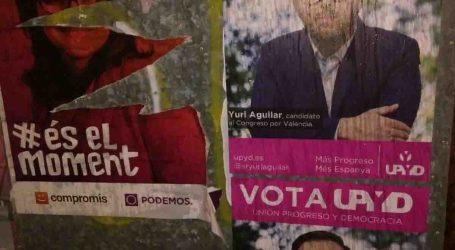 Compromís-Podemos Alaquàs denuncia la falta de respecte d'UPyD en els espais electorals