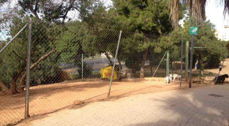 Compromís per Paterna denuncia l'estat d'abandó del pipi-can de Lloma Llarga