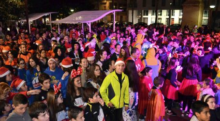 800 corredores despiden el año en la San Silvestre de Benetússer