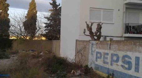 Benetússer empieza a limpiar los solares abandonados del municipio
