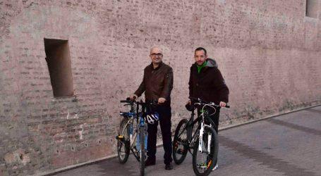 Los concejales socialistas de Alaquàs apuestan por la bici
