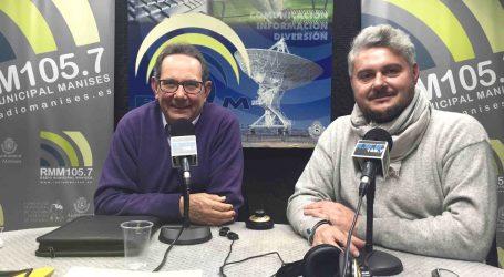 Ràdio Manises ofereix programació especial per Falles