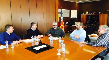 Compromís per Paterna es reuneix amb el conseller d'Economia Sostenible