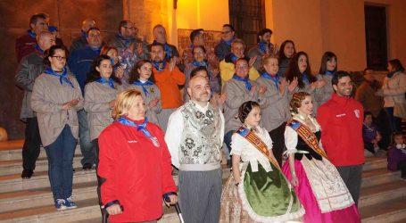 La 'Nit d'Albaes' inaugura l'inici de les falles de Paterna