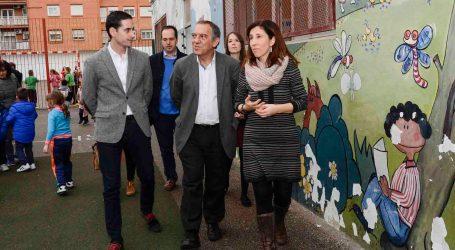 Comienzan las obras de mejora de las instalaciones del Maestro Serrano de Mislata