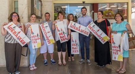 La campanya de rebaixes a Mislata serà en Valencià