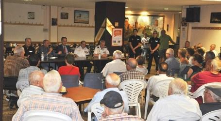 Paterna organiza una Jornada informativa sobre prevención y seguridad a personas mayores