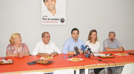 El alcalde de Paterna ya ha realizado todas las promesas electorales a las que se comprometió ante notario