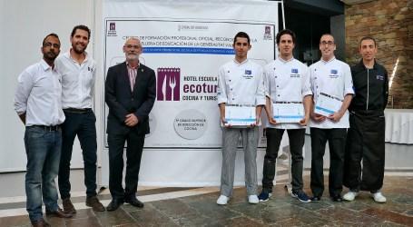 Alboraya acoge el concurso gastronómico internacional Olivier Roellinger