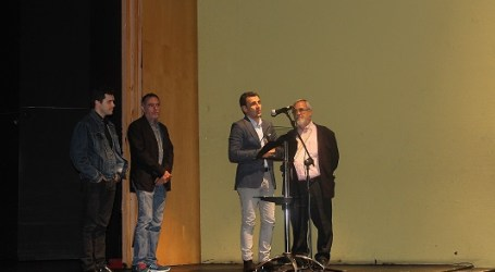 Torrent inaugura el Festival de Cinema Jove