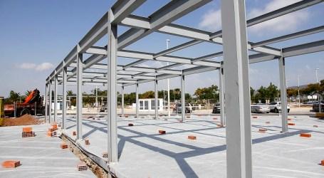 Puçol tendrá una nueva zona para hacer actividades al aire libre en la playa