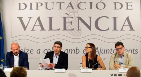 La Diputación presenta un segundo Plan de Inversiones con 12 millones entre 187 municipios