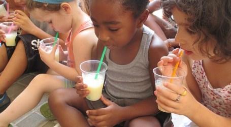 Alfafar conciencia a los más pequeños de la importancia de comer y beber de manera saludable
