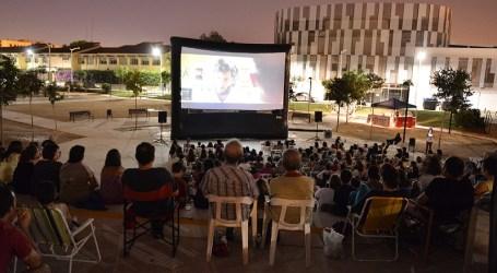 Vuelve el cine de verano en el anfiteatro de Felipe Bellver de Mislata
