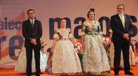 Paula Giménez Vilanova i Carmen Sirvent Garrigues, Falleres Majors de Torrent de 2017