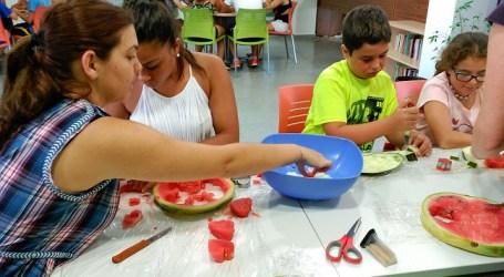 El Centre Jove de Xirivella s'ompli d'activitats este juliol