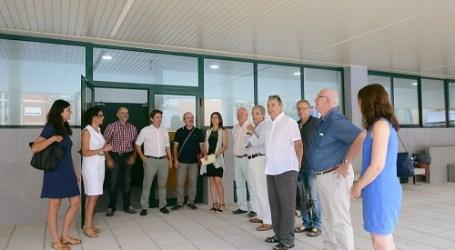 La Generalitat entrega les instal·lacions del CEIP Rosa Serrano a l'Ajuntament de Paiporta