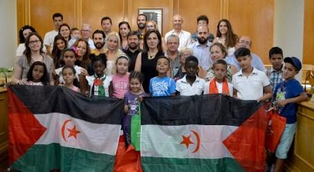 13 niños y niñas saharauis pasarán los meses de julio y agosto en Quart de Poblet