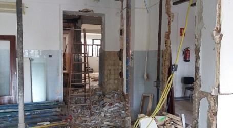 Manises inicia les obres de la Nova Oficina d'Atenció Ciutadana en el centre