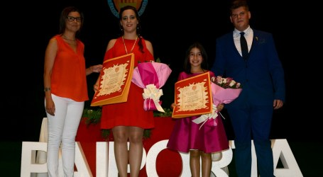 Alba Escoruela i Paula Marí, proclamades Falles Majors de Paiporta de les Falles 2017
