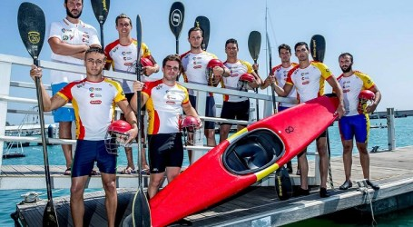 El Club d'Alaquàs de Kayak-Polo, competiran al Campionat del Món