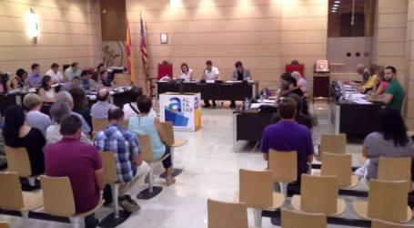 El concejal de Alfafar Participa  deja su puesto en la institución.