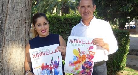 Xirivella tendrá 50 actos en 15 espacios diferentes