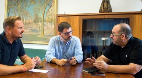 Silla presenta en Diputación su proyecto de mejora del casco histórico