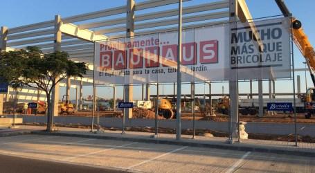 Bauhaus seleccionará a 150 empleados para Alfafar