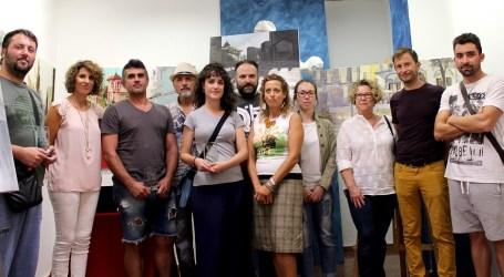 Quart de Poblet lliura els premis a la creació contemporània i de pintura a l'aire lliure del Festival Q-Art