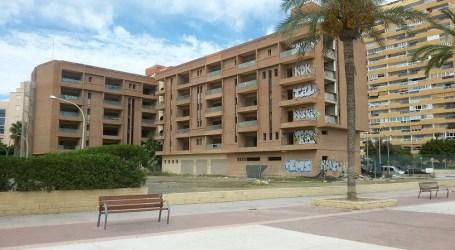 1.549.054'96 euros, el preu de subhasta l'aparthotel de la platja de La Pobla de Farnals