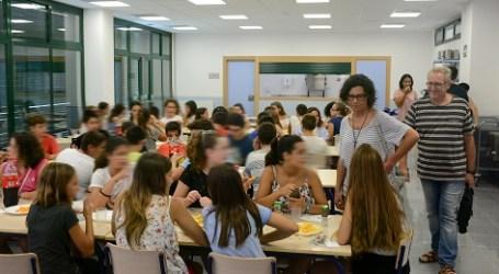 Jornada de portes obertes prèvia a l'inici de curs al nou CEIP Rosa Serrano de Paiporta