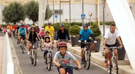 El Dia de la Bici reunix a 800 persones a Picassent