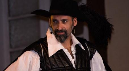 El actor Nacho Fresneda, Premio Antonio Ferrandis
