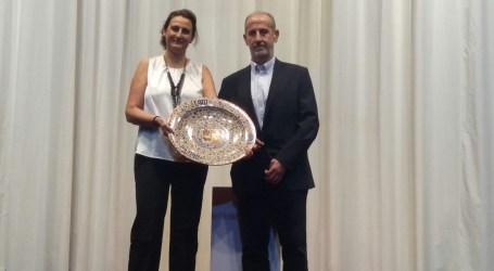 Manises concedix el premi 9 d'Octubre a l'escola de ceràmica