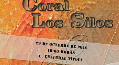 Quinto aniversario solidario de la Coral Los Silos de Burjassot