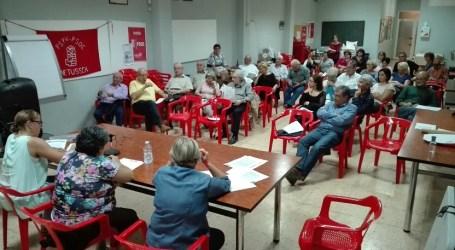 El PSPV de Benetússer apoya el NO a Rajoy