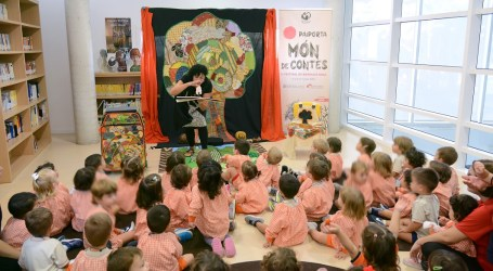 El festival de narrativa oral: 'Paiporta Món de Contes'