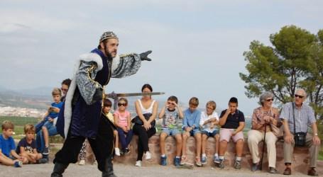 Ruta teatralitzada de Jaume I al Puig